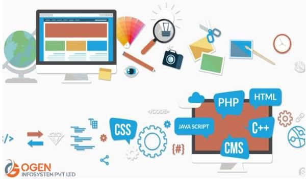 Know the Website Designing Process - computer services