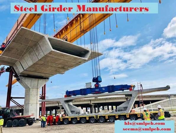 Steel Girder Manufacturers in India - creative services