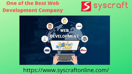 Syscraft – One of the Best Web Development Company -