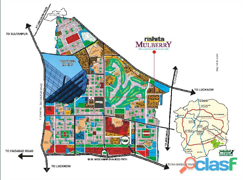 Rishita Mulberry – Ultra luxury ready to move in villas at Sushant Golf City 6