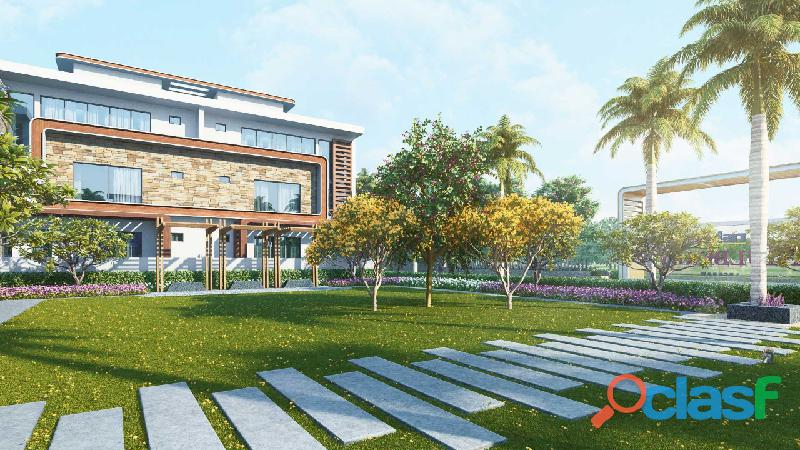 Rishita Mulberry – Ultra luxury ready to move in villas at Sushant Golf City 9
