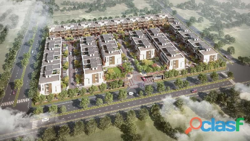 Rishita Mulberry – Ultra luxury ready to move in villas at Sushant Golf City 10