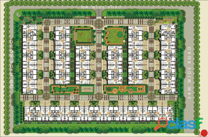 Rishita Mulberry – Ultra luxury ready to move in villas at Sushant Golf City 11