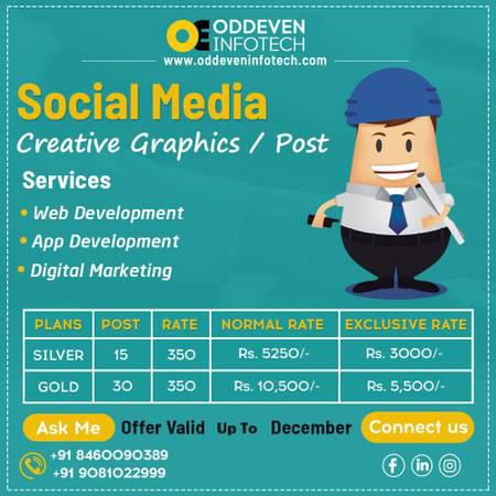 Best social media marketing services company in ahmedabad -