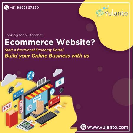 Dynamic e-commerce website development services company