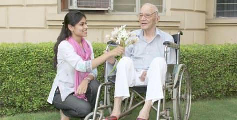 Elder care services - skilled trade services