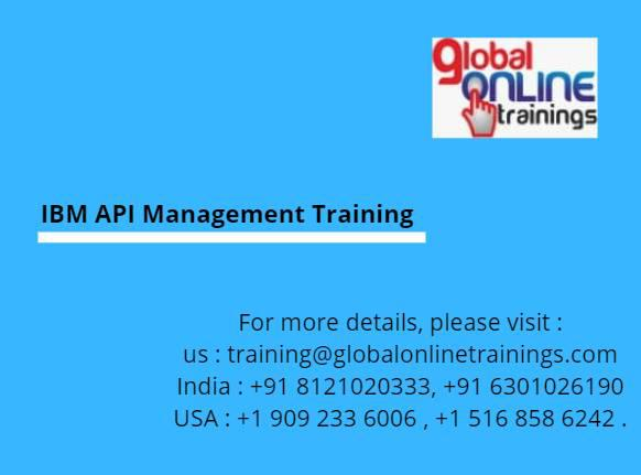 Ibm api management training - computer services