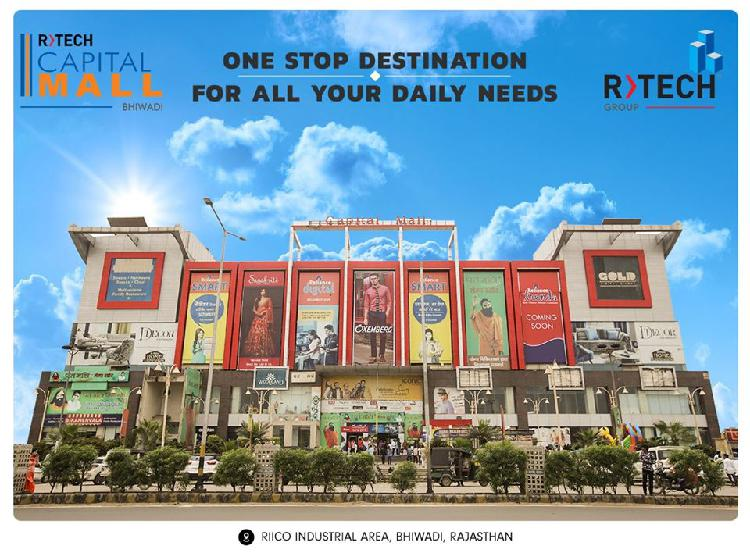 Buy commercial property in bhiwadi