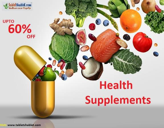 Health supplements online in india - health and beauty - by