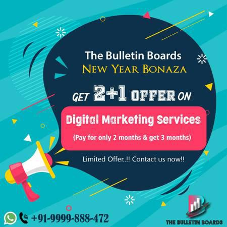 Digital marketing service - creative services