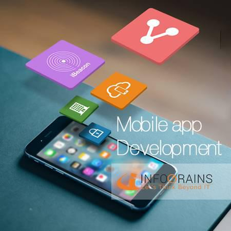 Website and mobile apps development - creative services