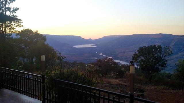 Luxury valley view villa in panchgani mahabaleshwar arowana