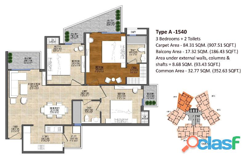 Ace Divino Possession Soon in Noida Extension @ Rs.3699 PSF   8750 488 588 1