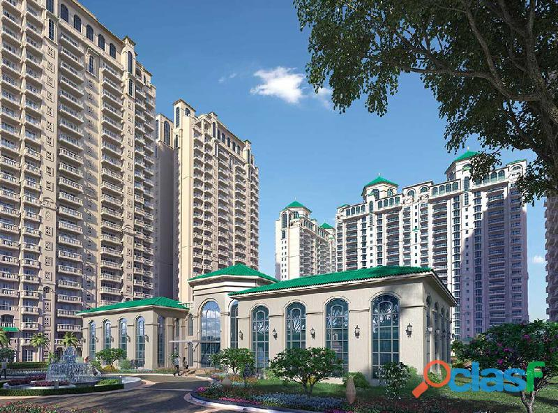 Ats pristine ii – luxury 3bhk flat at sector 150