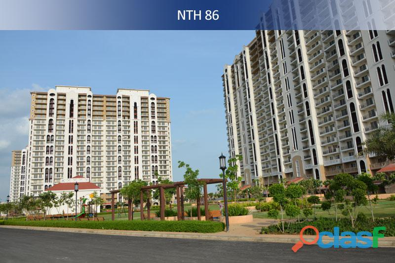 Ready to move in 3&4bhk flats at sector 86 gurgaon