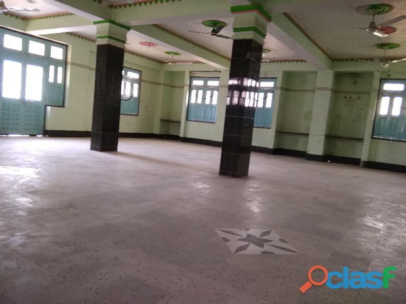2000 sqft. commercial space muzaffarpur bihar available