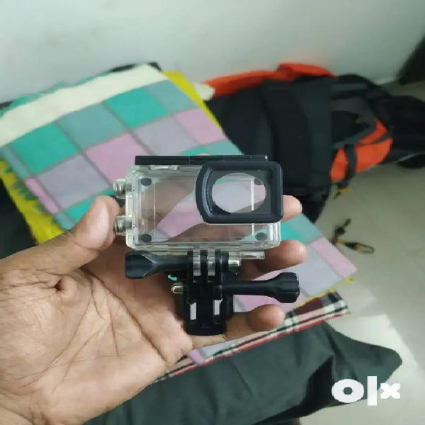 Gopro alternative 4k action camera with touch screen