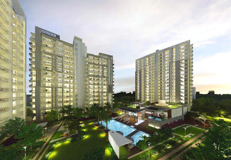 Luxury homes in sec 88a godrej oasis 2bhk homes