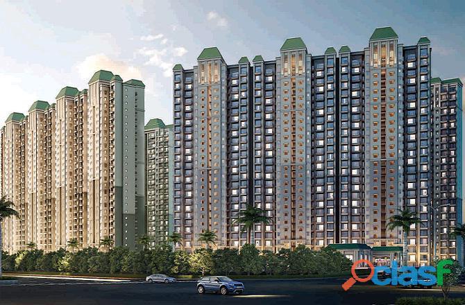 ATS Destinaire – 4BHK+SQ Apartments in Gr. Noida