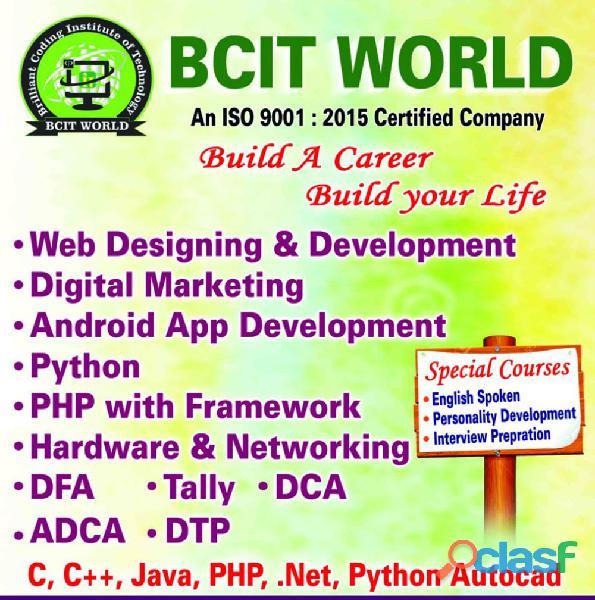 Computer training institute 1