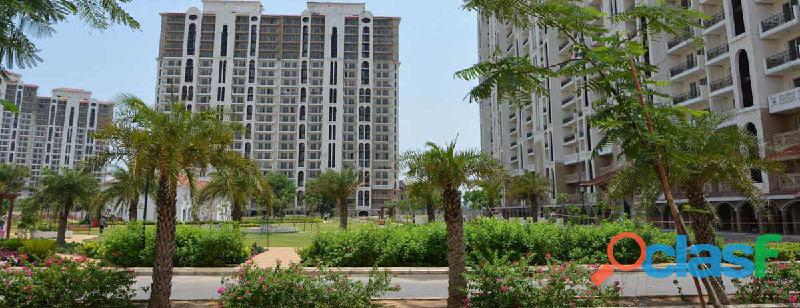 Dlf new town heights: ready tomove 3/ 4 bhk apartments on nh 8