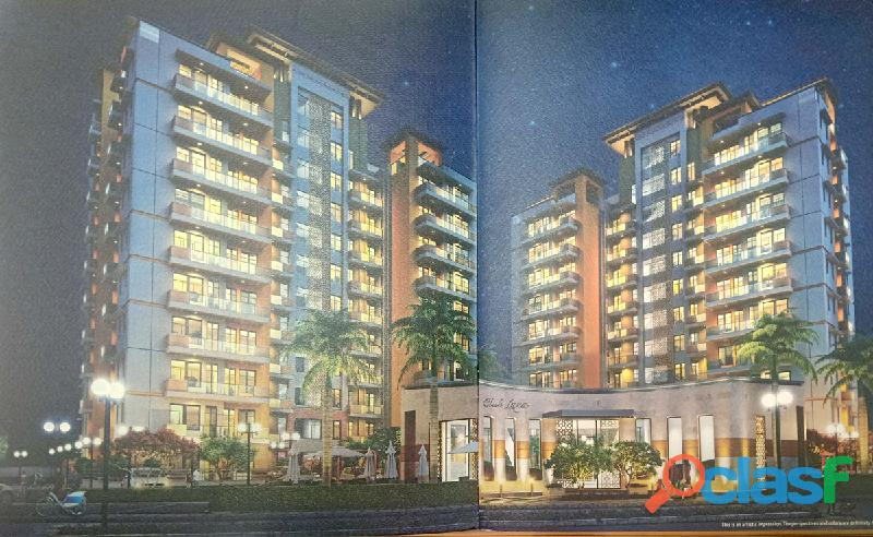 Eldeco luxa   book your luxury 2/3bhk flat at sitapur road