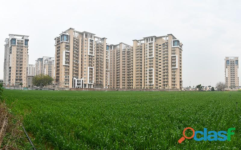 Emaar Palm Gardens – Ready to move 3BHK+SQ at Sector 83, Gurgaon