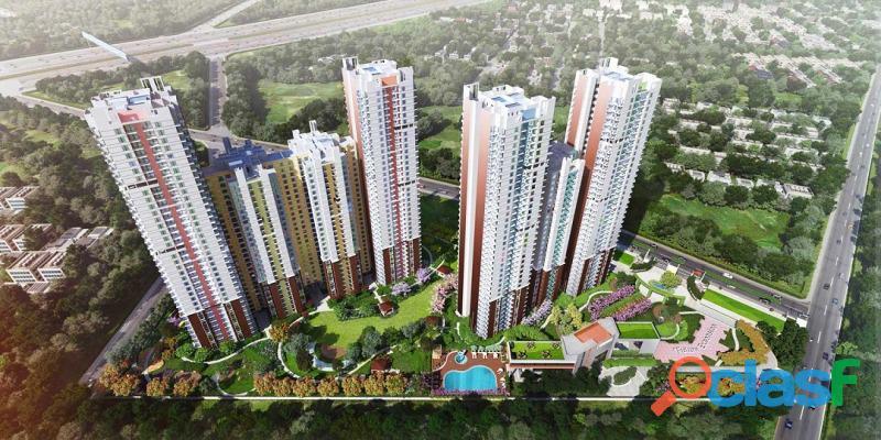Hero homes: 2 / 3 bhk luxury homes in sector 104