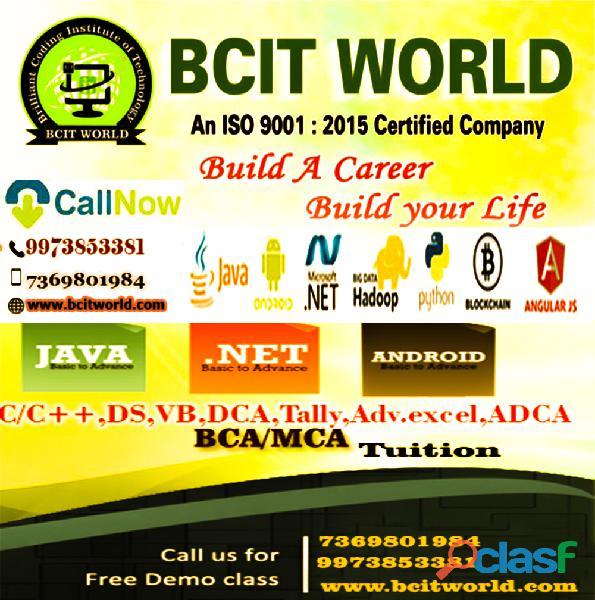 It Training institute in Patna