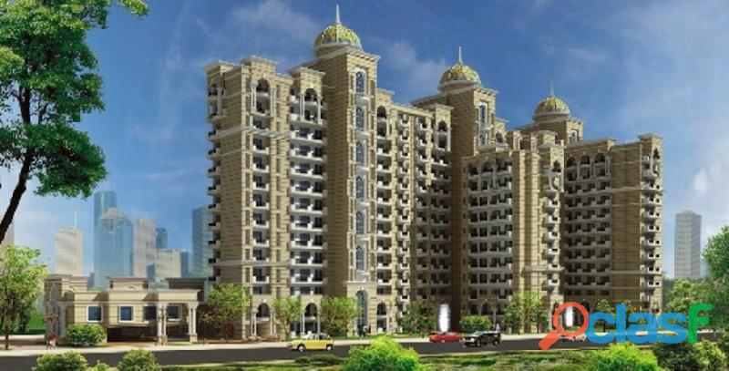 Kings courts – 3& 4bhk lavish apartments in lucknow