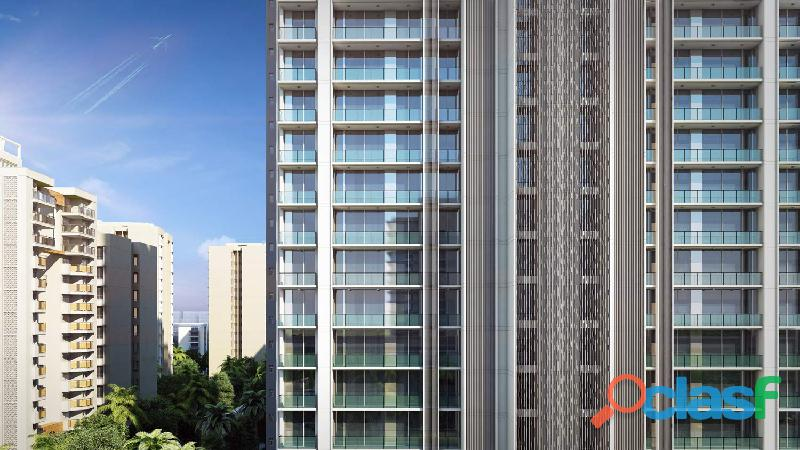 Platinum towers  3 & 4 bhk luxury apartments at mg road