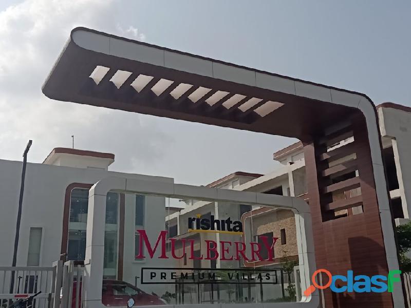 Rishita Mulberry   Designer Villas in Ansal Sushant Golf City