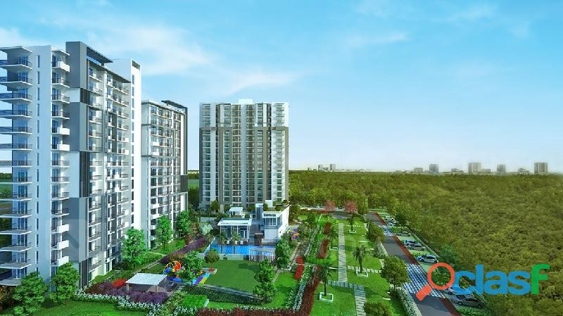 2bhk@ 91 lacs : godrej oasis ready to move flats