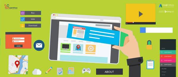 Web development company in delhi ncr for any web solutions -