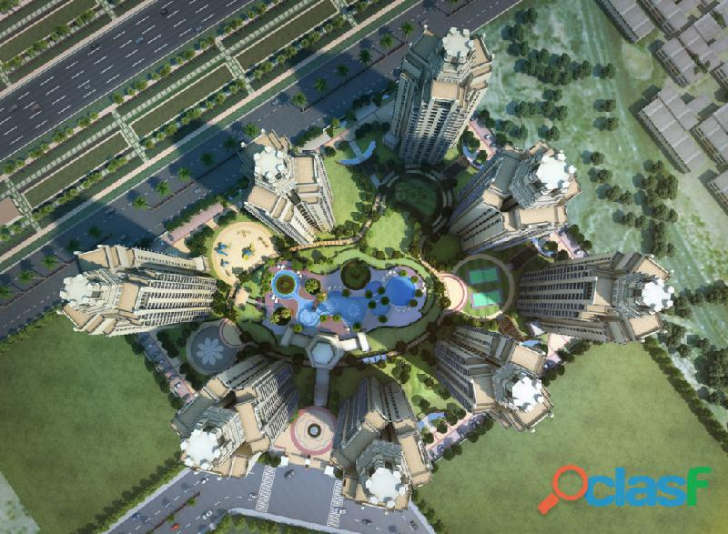 Ats allure – ready to move in 2bhk @ 35 lacs onwards