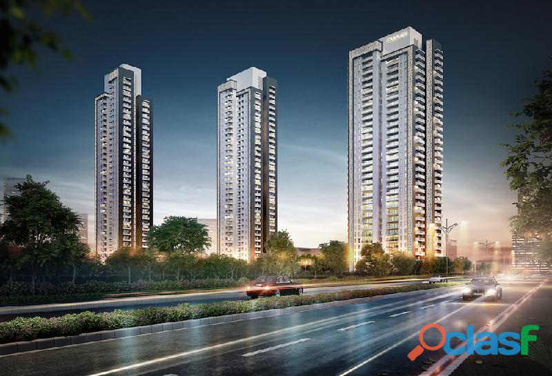 Emaar digi homes– smart 2/3bhk voice enable homes