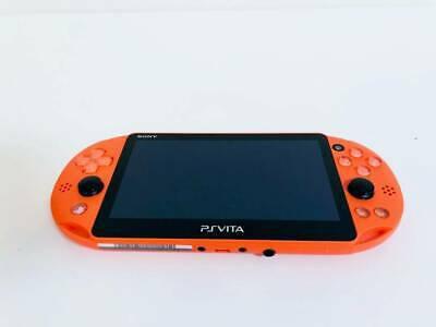 Playstation ps vita wi fi console pch 2000 za24 neon
