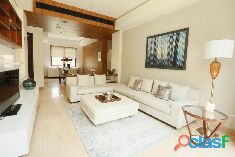 Inr 2.05 crores   ambience creacions 3 bhk flats