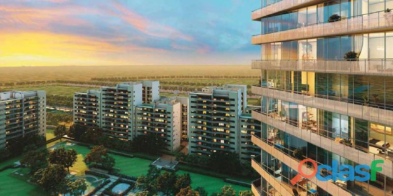 Ireo skyon – 3&4bhk flats at sector 60, gurgaon