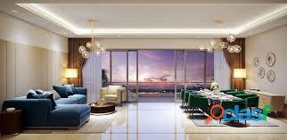 Luxury flats   3bed @ inr 2.45 cr.   emaar digihomes