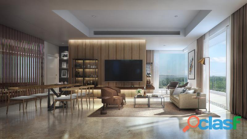 ₹2.72 cr.   conscient hines elevate 3 bhk + utility flats