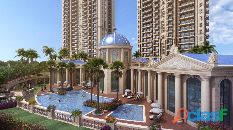 Ats marigold – premium 3bed residences at dwarka expressway