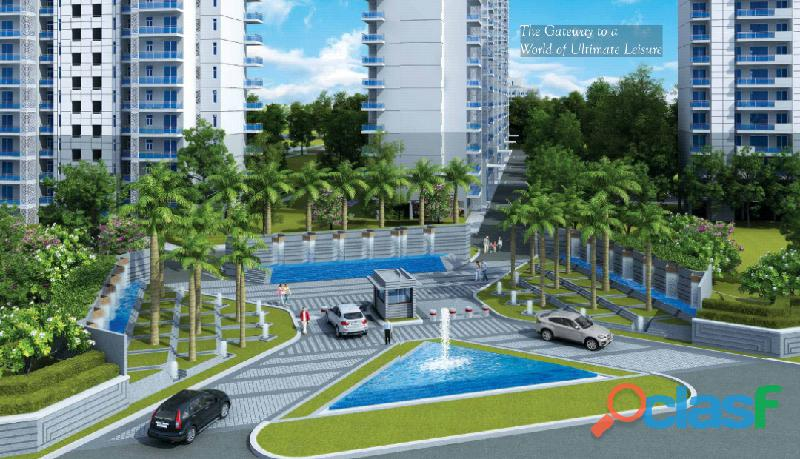 Dlf ultima   3/4 bhk home   best deal