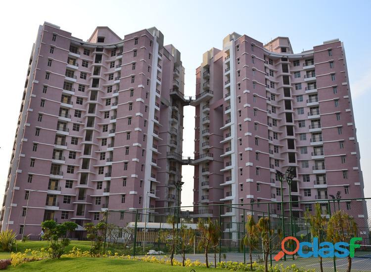 Eldeco saubhagyam,   ready to move 2bhk apartments on shaheed path