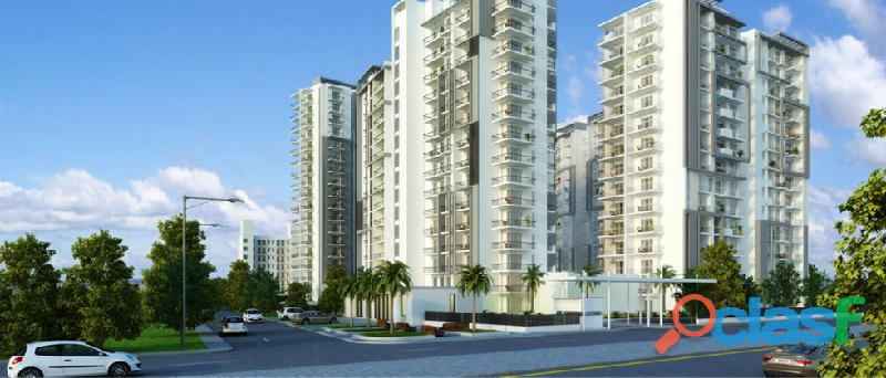 Godrej oasis 2/3 bhk flats   ready to move homes