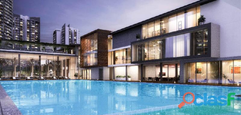 Luxury homes in gurugram   godrej meridien