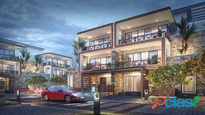 Ready to move ultra luxury 4bed villa in sushant golf city