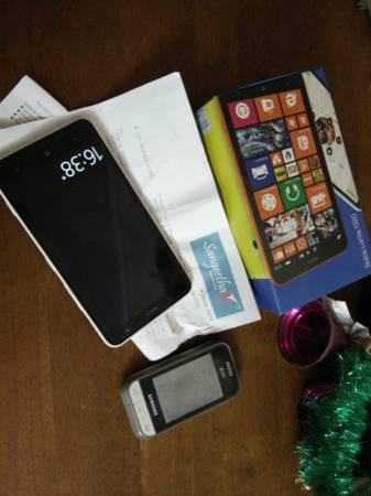 Nokia lumia 1320 - cell phones - by owner