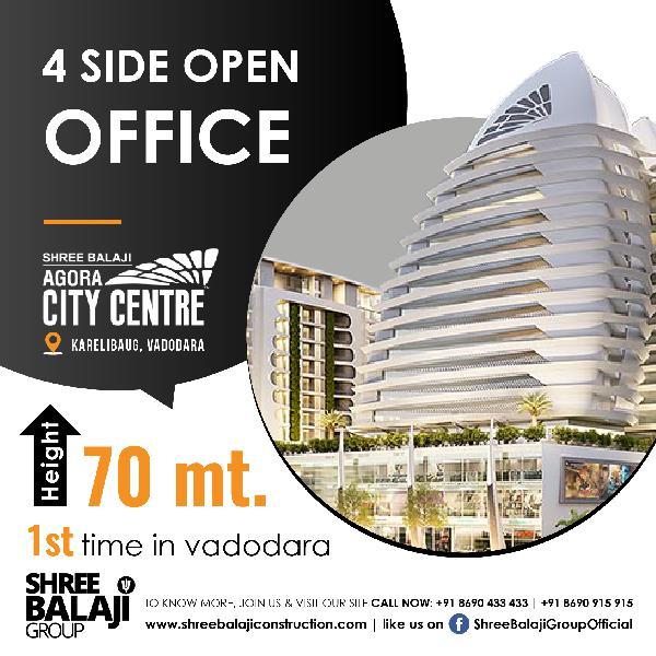 Vadodaras 1st tallest office tower