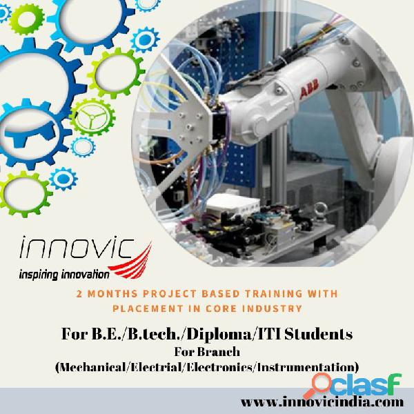 Best industrial automation training institute in delhi ncr